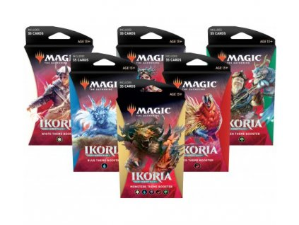 MTG - Ikoria: Lair of Behemoths Theme Booster