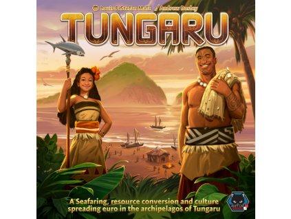 Tungaru Deluxe  (kickstarter edice)