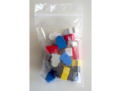 Orléans: Dodatečné figurky pro Upgrade Kit  (Zusatzfiguren für Upgrade-Kit)