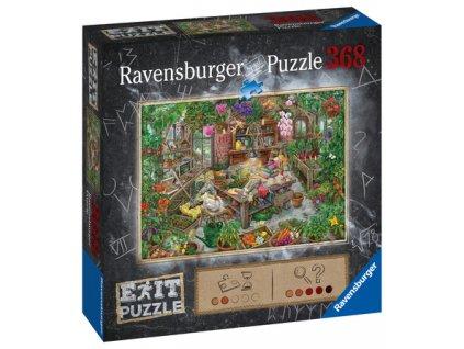 EXiT Puzzle: Im Gewächshaus (Ve skleníku)