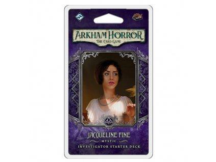 Investigator Starter Deck Jacqueline Fine Arkham Horror LCG[1]