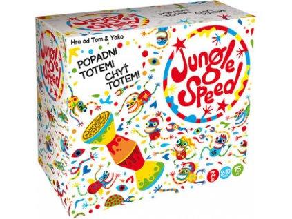 jungle speed nova verze deskova hra