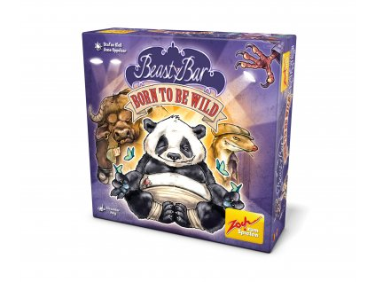 Beasty Bar - Born to be Wild EN/DE  (Safari Bar rozšíření)