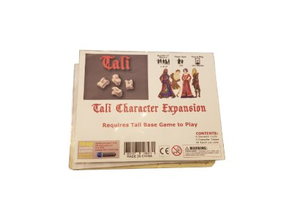 Tali Knucklebones Character Expansion[1]