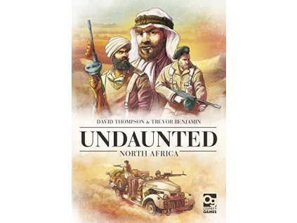 Undaunted: North Africa - EN