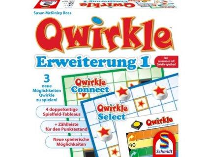 Qwirkle: Erweiterung  (rozšíření, DE)