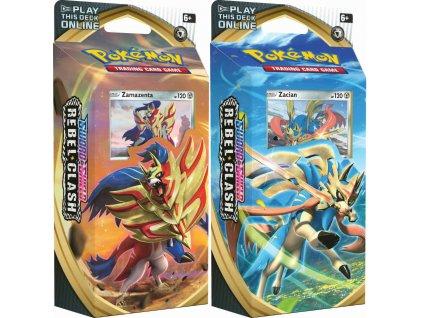 Pokémon: Sword & Shield: Rebel Clash Theme Deck