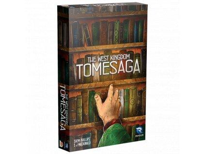 The West Kingdom Tomesaga EN