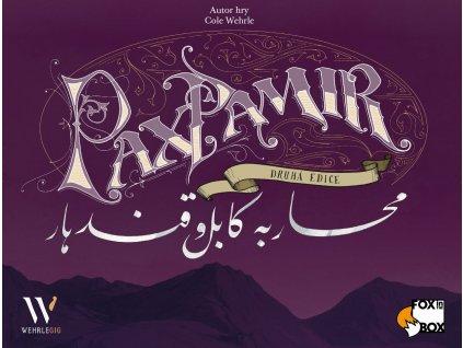 pax pamir front cover CZ