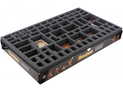 Feldherr CV01Set Feldherr Schaumstoff Set fuer HeroQuest Brettspielbox 58552 1[1]