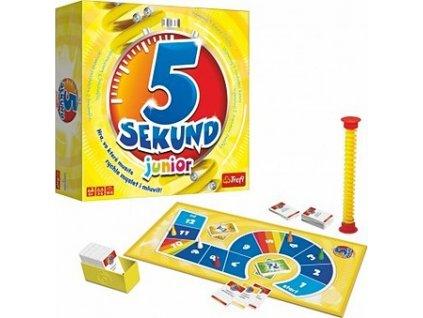 5 sekund junior spolecenska hra v krabici 26x26x8cm cz verze[1]