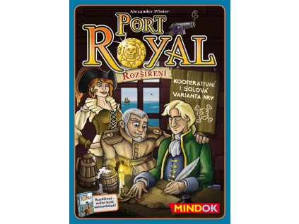 PORT ROYAL KONTRAKT