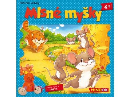 Mlsné myšky