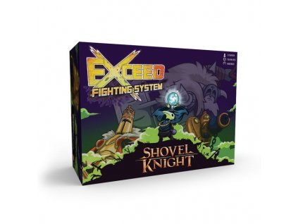 Exceed: Shovel Knight - Shadow Box