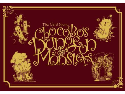 Chocobo's Dungeon and Monsters