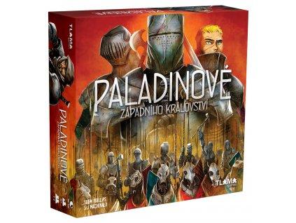 Paladins WestKingdom 3DBox RGB