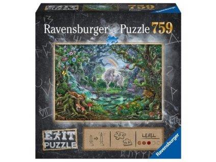 puzzle exit 11 das einhorn multilingual[1]