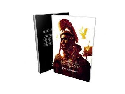 Lex Arcana RPG Core Rulebook