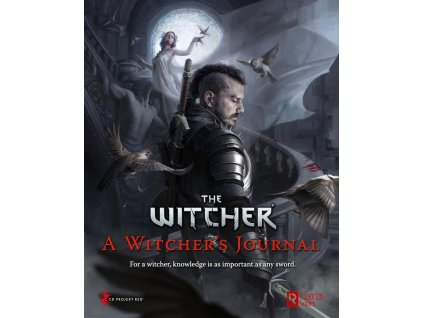 TWRPG a witchers journal