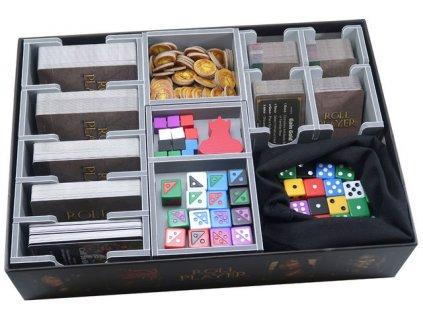 folded space insert organizer roll player big box foam core[1]