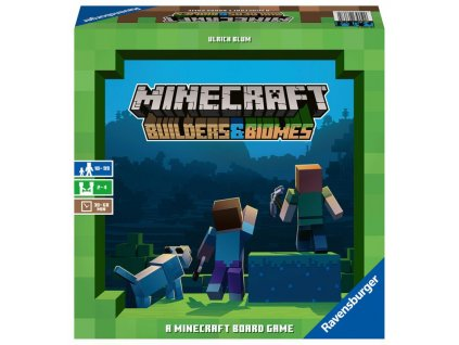 Minecraft: Builders & Biomes CZ