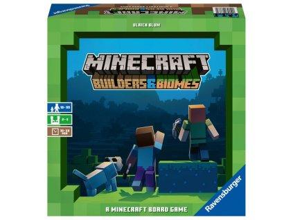 Minecraft: Builders & Biomes CZ