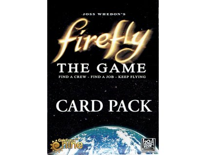 Firefly The Game: Expansion Promo Card Pack