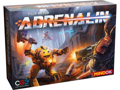 adrenalin krabice