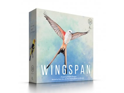 Wingspan 2nd Edition  (2nd edition incl. Swift-start promo pack)