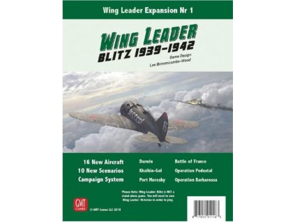 Wing Leader: Blitz 1939-1942