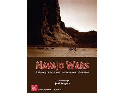 Navajo Wars, 2nd Printing