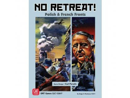 no retreat the french and polish fronts[1]