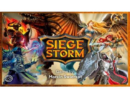 Siege Storm  (anglicky)
