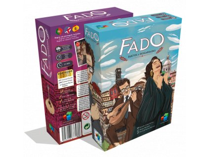 Fado - EN/DE/SP/PO