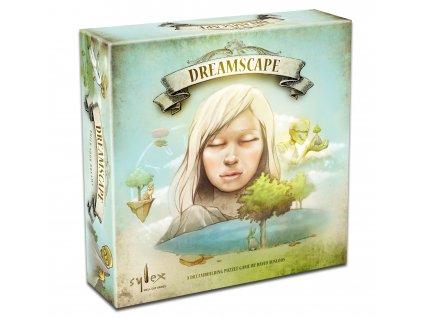 Dreamscape - poškozená krabice