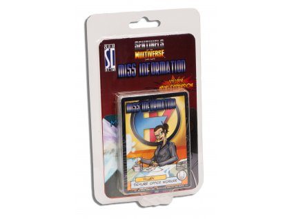 Sentinels of the Multiverse: Miss Information Villain Mini-Expansion