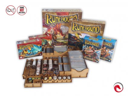 Runebound 3rd Ed. + Expansions Insert