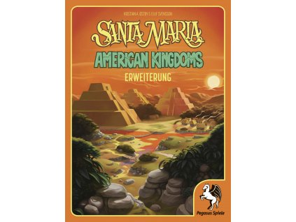 Santa Maria - American kingdoms  Rozšíření American Kingdoms