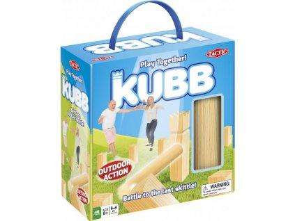 kubb boite bois tactic