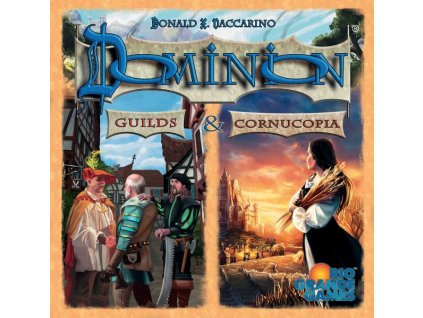Dominion: Guilds & Cornucopia - EN