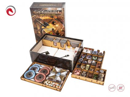 Gloomhaven: Jaws of the Lion - Insert
