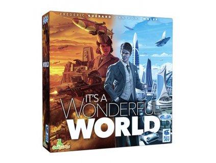 It's a Wonderful World CZ/EN vč. expanzí