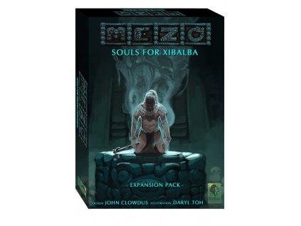 Mezo: Souls for Xibalba