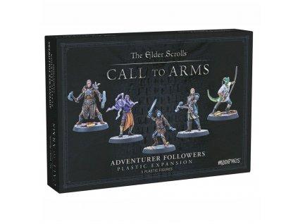 elder scrolls call to arms adventurer followers miniatures expansion[1]
