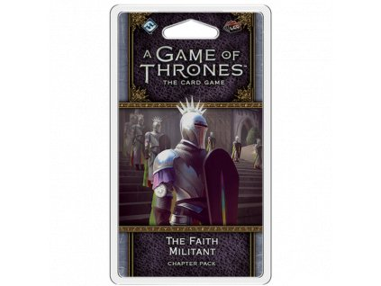 card games expansions a of thrones lcg 2nd ed the faith militant chapter pack[1]