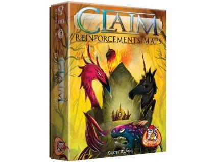 Claim: Reinforcements – Maps - EN