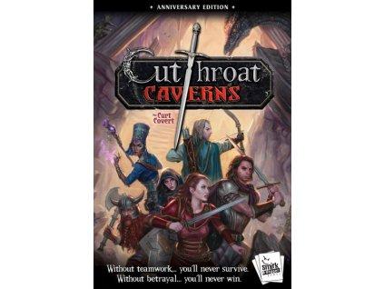 Cutthroat Caverns: Anniversary Edition - poškozená krabice