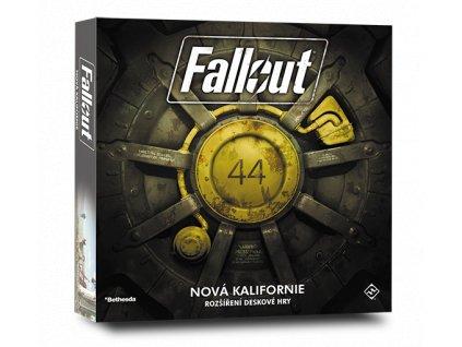 Fallout Nova Kalifornice vizualizace