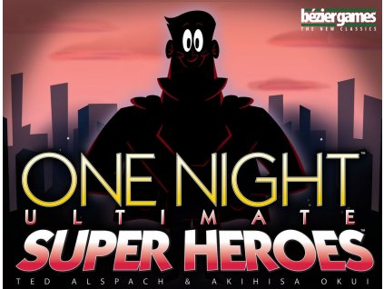 One Night Ultimate Super Heroes  One Night Ultimate