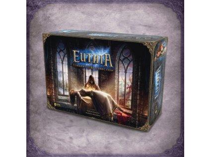 Euthia: Torment of Resurrection - Kickstarter Core box pledge CZ